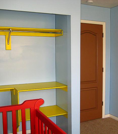 Kunst Hotel, NémetországAhogy neve is mutatja, a berlini Kunst Hotel a művészetek vibráló, kreatív birodalma. A különféle művészek által létrehozott tematikus szobák mindegyike egy sajátos alkotás: van, amelyiket Audrey Hepburn-nek vagy épp Vincent Van Gogh-nak ajánlanak, de olyan is, melyet egy szín, egy irodalmi mű, illetve a rajzfilmek világa ihletett.