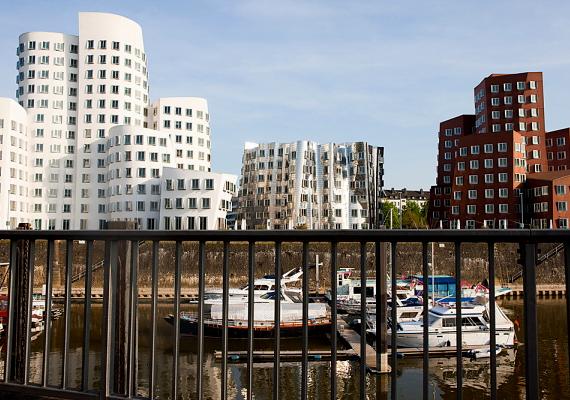 A németországi Düsseldorf egy másik várossal holtversenyben végzett az ötödik helyen.