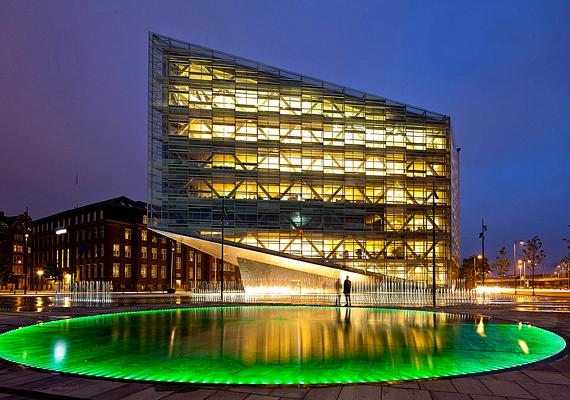 A Skandinávia legnépesebb városának számító dán főváros, Koppenhága lett a tizedik a listán.