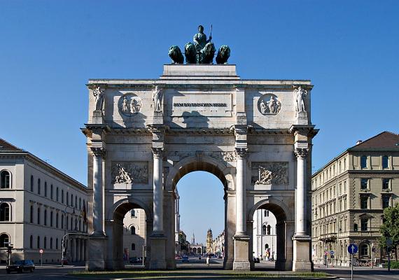 Bajorország fővárosa, München a negyedik lett a listán.