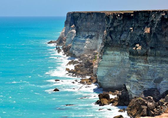 A világ legszebb tengerparti sziklái közé tartoznak - nem véletlen, hogy a turisták körében is népszerűek.