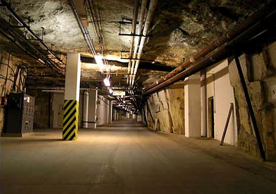 A Burlington-bunker a becslések szerint négyezer politikusnak, kormányzati alkalmazottnak tudott volna otthont adni.