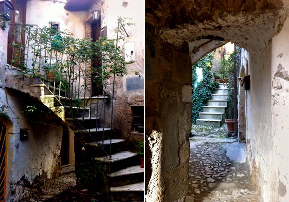 Éttermek, kávézók és galériák is működnek az ódon falak között, emellett néhány lakos otthonába is beengedi a kíváncsiskodókat.