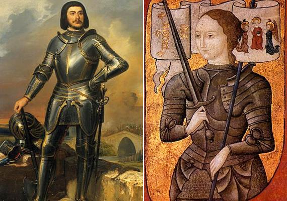 Gilles a Jeanne d'Arc-féle háborúban szolgált kapitányként, de nem dicső tetteiről híresült el.