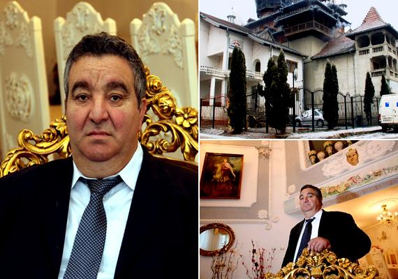 Az egykori romániai cigánykirály, a 2013-ban elhunyt Florin Cioabă 2011-ben meg is nyitotta otthona kapuit a kíváncsi turisták előtt. Kattints ide, ha szeretnél többet tudni róla!