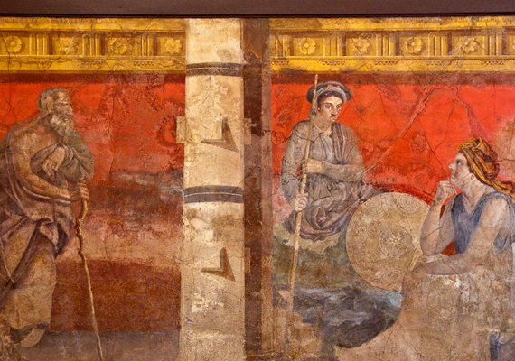 A Nápolyi Nemzeti Régészeti Múzeum Nápoly városában, Dél-Olaszországban található. Ez Itália legjelentősebb régészeti múzeuma.
