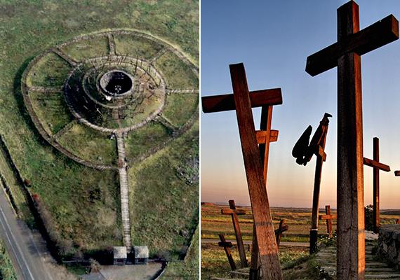 A magyar történelem szintén jelentős vesztes csatája volt a muhi ütközet, melynek során 1241-ben a tatárok győzték le IV. Béla seregeit. A csatára és a hősökre a Borsod-Abaúj-Zemplén megyei község határán kialakított mesterséges domb, illetve jelképes sírhalom fakeresztjei emlékeznek.