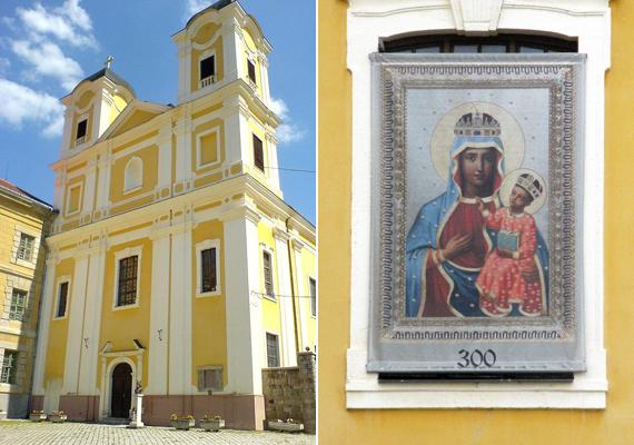 A Pest megyében fekvő Márianosztrát szinte nem is kell bemutatni, ez az egyik leghíresebb csodatévő hely az országban. A középkorban a pálos rendnek otthont adó település kedvelt imádkozóhely volt, de miután Nógrád várát bevették a törökök, a szerzetesrend távozott. 1711-ben az esztergomi érsek, Széchenyi György hagyatéka tette lehetővé az újjáépítést és a rend újjászületését - ezt követően érkezett Czestochowából egy kegykép a rend részére. A legenda szerint, közvetlen azután, hogy a tárgy megérkezett, egy haldokló pálos tesvér csodával határos módon meggyógyult. A képet ma Fekete Madonna kegyképnek nevezik.