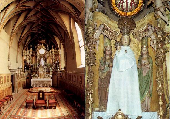 Andocs híres búcsújáróhely, melyet már a 17. század elején is csodatévőnek ismertek a ma a Mindszentek templomában található, több mint nyolcszáz éves Mária-szobor miatt.