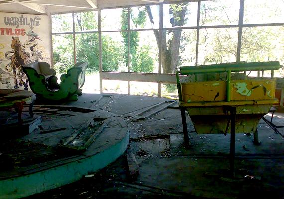 A helyiek mindig is szerették volna feléleszteni a dunaújvárosi parkot. Egy nyáron alakult, Boda András és Dankó Zoltán által vezetett civil szerveződés egyfolytában azon dolgozik, hogy visszaadja a hely egykori fényét, és látogathatóvá tegye az egykori kedvencet.