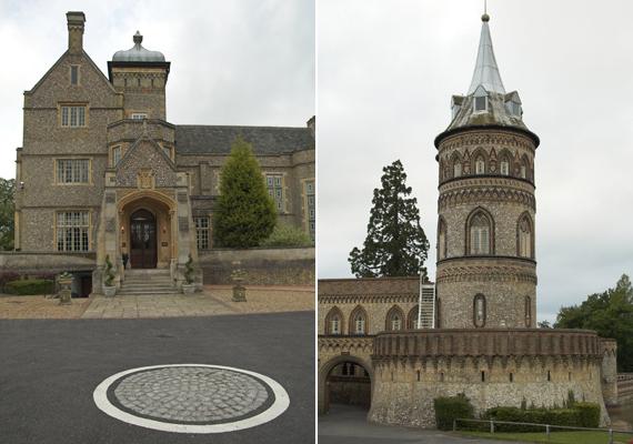 A képeken a Horsley-kastély látható. Az épület a 19. századtól a Horsley uradalom része, a nemesi Lovelace család otthona volt.