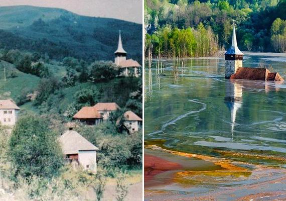 A romániai Szászavinc dombos, zöldellő látképe is a múlté: 1986-ban, egy súlyos katasztrófa következtében az itt működő rézbánya hordaléka teljesen elárasztotta a települést. Kattints ide, és tudj meg többet a faluról!