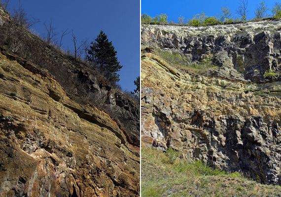 A sámsonházi kőfejtő is remek úti cél a kalandos kirándulások kedvelőinek. A terület ma már védettnek számít.