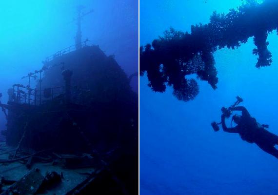 A csak orosz roncsként emlegetett hajó 1982-ben süllyedt el a Vörös-tengeren. Sokak szerint nem más nyugszik a hullámsírban, mint a hírhedt orosz kémhajó, a Khanka.