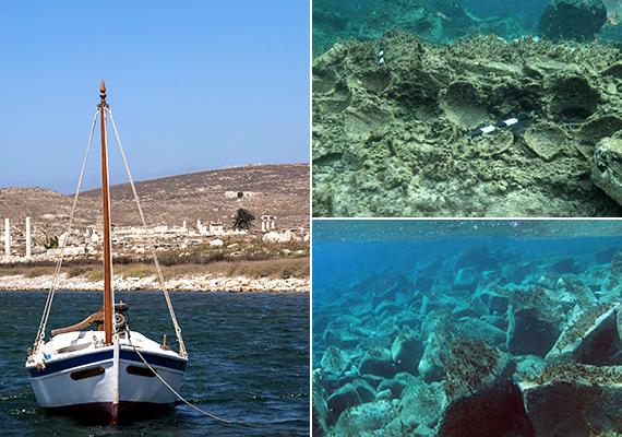 Nemcsak a föld, de a vizek mélye is izgalmas kutatási terepként szolgál, tavaly ősszel például arról szóltak a hírek, hogy elsüllyedt ókori települést, víz alatti kis Pompejit tártak fel az Égei-tengerben, Délosz északkeleti partjainál. Ha többet szeretnél tudni a felfedezésről, kattints ide!