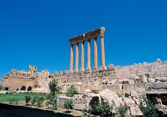 A libanoni Baalbek évtizedek óta tartja lázban a tudósokat és régészeket, hiszen a sok-sok templomból álló terület felépítésének körülményei ismeretlenek.