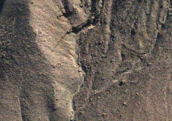 A Grand Canyon csúfondárosan vigyorgó arcát sokan igen ijesztőnek tartják.