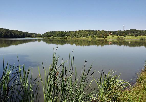 Az Őrség egyik gyöngyszeme a Vadása-tó, olyan nyugodt a környék, mint kevés helyen az országban.