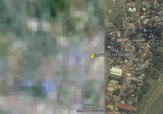 A Fülöp-szigeteki Valencia városról annyit tudni, hogy lakossága megközelítőleg 160 ezer fő. Azt már nem hozták nyilvánosságra, hogy a terület nagy része miért lett a pixelek áldozata.