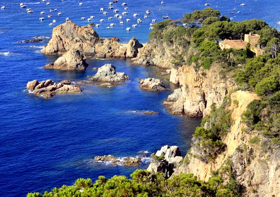 A spanyolországi Costa Braván igazi mediterrán hangulat és Salvador Dalí hagyatéka vár.