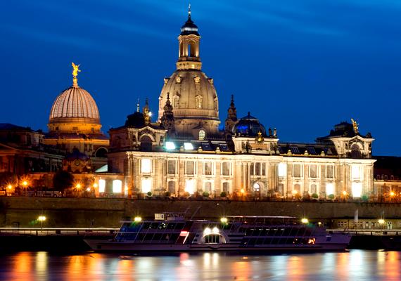 Drezda nem véletlenül került fel a listára: máig Németország egyik legnépszerűbb turisztikai célpontja.