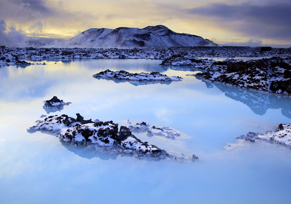 A gyönyörű fjordjairól, monumentális hegyeiről és vulkánjairól híres Izland népszerű lehet idén.