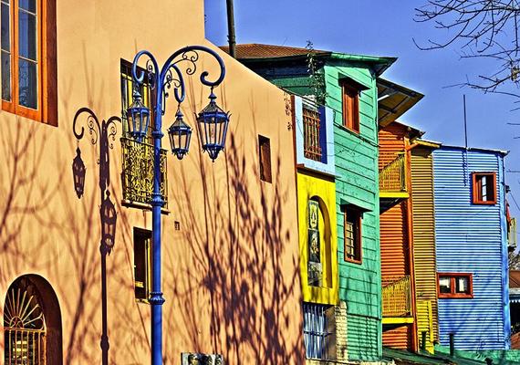 Buenos Aires a szenvedélyes tangó szülőhazája, így ez az egyik legromantikusabb hely az egész világon.