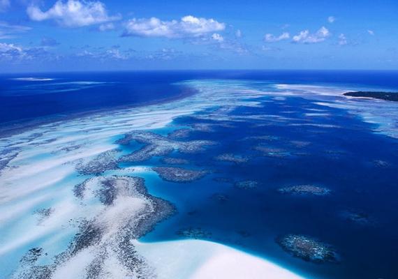 Az ausztráliai Torres Strait-szigetcsoport tagjai közül csak három látogatható, hogy miért, azt a látvány maga mondja el.