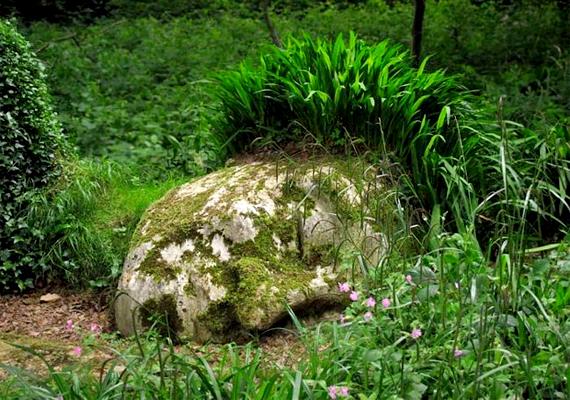Az olasz kertek ihlette hely még mindig a család birtokának egy részét képezi. Az első világháborúban elpusztult, csak az 1990-es években hozták helyre.