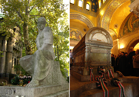 A ma teljes egészében műemléki védettség alatt álló temetőre azok közül is sokan kíváncsiak, akik nem elhunyt szeretteiket meglátogatni érkeznek ide, a sírkertben számukra vezetett sétákat és rendhagyó tanórákat is tartanak, a Kegyeleti Múzeumban pedig a régmúlt magyar temetkezési szokásait ismerhetik meg. A képeken Ady Endre síremléke, illetve Kossuth Lajos szarkofágja látható.