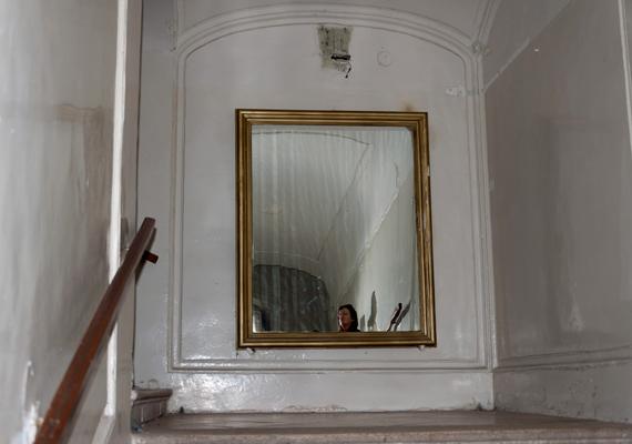 A világháború után a kastély arról vált híressé, illetve hírhedtté, hogy ide helyezték a budapesti Lipótmezei Elmegyógyintézet egy részét.