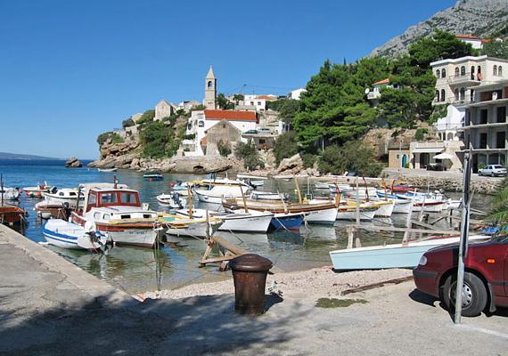 Pisak egy igazán bájos, kicsit rusztikus halásztelepülés, nem messze Spilttől. Egy mediterrán falvacska, ahol mindenki ismer mindenkit.