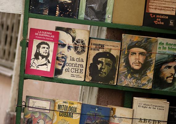 Még több Che Guevara.