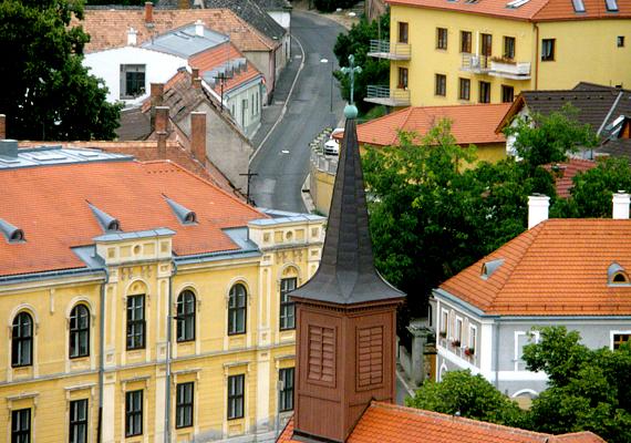 A tizedik helyet a királynék városa, Veszprém érdemelte ki.