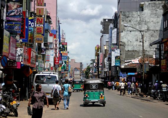 A Srí Lanka-i Colombo olcsó, a legolcsóbb az egzotikus szigetek között.