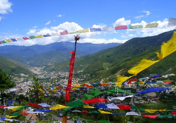 A bhutáni Thimphu a világ egyik legolcsóbb városa a házbérletek, illetve a kikapcsolódási lehetőségek tekintetében.