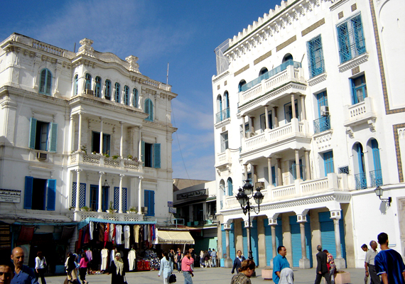 A tunéziai Tunisz az egyik legolcsóbb egzotikus úti cél, az élelmiszer- és a hotelárak tekintetében is.