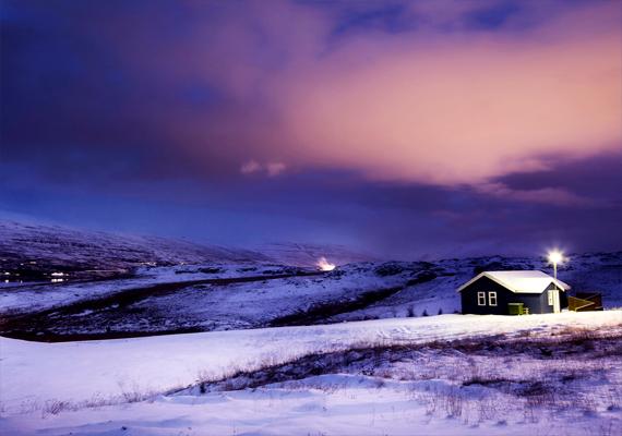 Izland meseszép színei. Kattints ide a háttérképért!