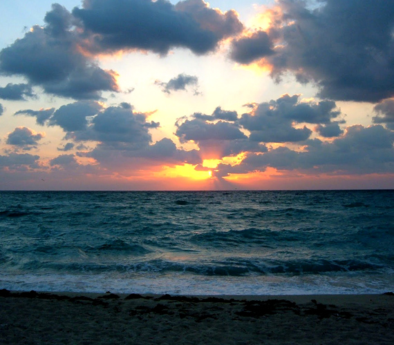 A floridai Haulover Beach Miamitól északra fekszik. Nemcsak az Egyesült Államok naturistái keresik fel szívesen, de a kanadaiak és az európaiak is.