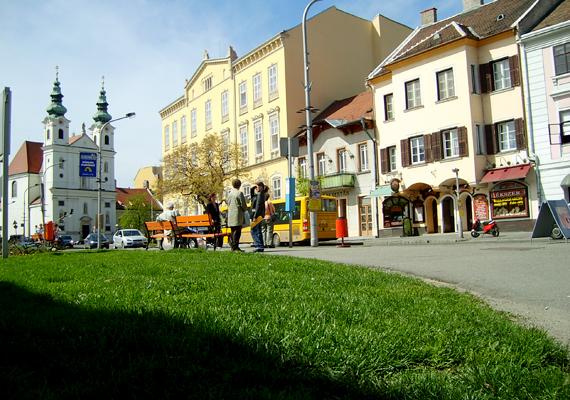 Sopron az ország egyik legszebb városa, amit a 439 030 vendégéjszaka és a nyolcadik hely is bizonyít.