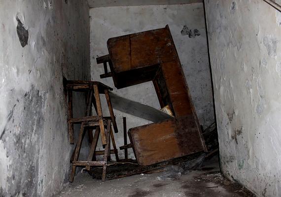 Mára azonban ezekből többnyire romok maradtak.