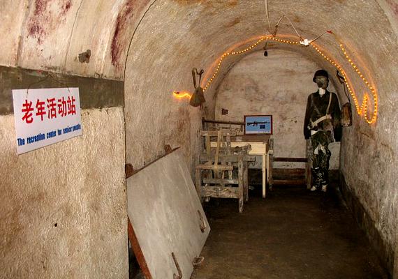 A helyet 2000-ben nyitották meg újra, azonban a turisták csak nagyon kis - helyreállított - részét tekinthették meg. Ma sincsenek hivatalos dokumentumok arról, hogy az alagútrendszer egyes szakaszai pontosan hova vezetnek.