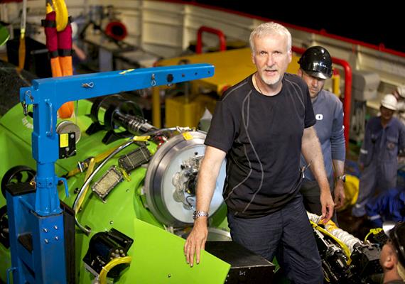 Legutóbb, 2012. március 26-án James Cameron ereszkedett le a mélyére.