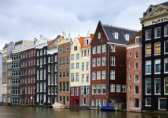 A nyolcadik helyen Hollandia fővárosa, a csatornáiról és biciklijeiről ismert Amszterdam végzett.