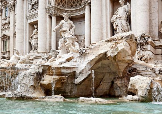 A francia fővárost az ötödik helyen Róma, az örök város követi.
