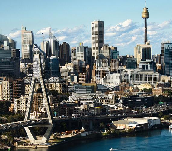 Az ausztrálok híresek vendégszeretetükről, erről tanúskodik a dobogó harmadik foka is.