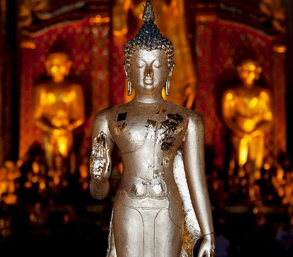 A gyönyörű, kulturális és természeti kincsekben gazdag Thaiföld a negyedik helyen áll a listán.