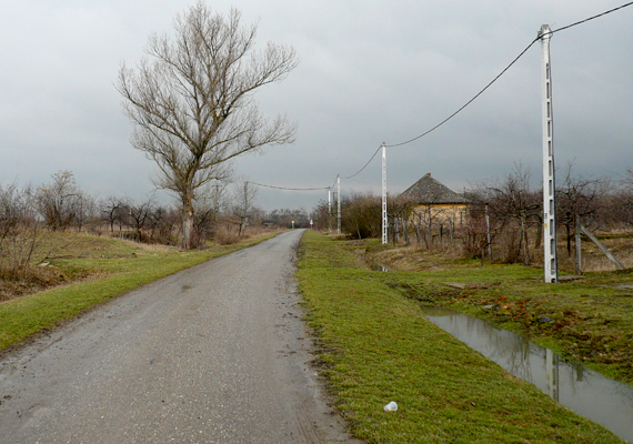 Nagygéct az 1970-es években egy hatalmas árvíz néptelenítette el. Ma már csak négy lakosa van.