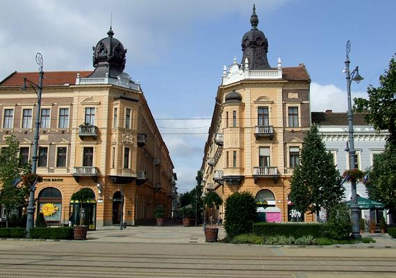 Magyarország második legnagyobb városa, Debrecen a hatodik legokosabb város hazánkban.
