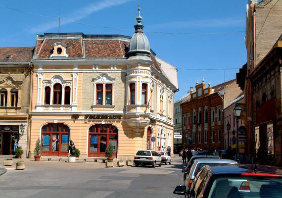 A Budapest közeli Székesfehérvár a negyedik helyen végzett.